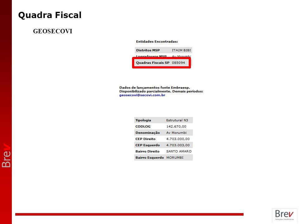 Bre v Quadra Fiscal GEOSECOVI