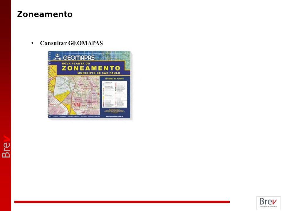 Bre v Zoneamento Consultar GEOMAPAS