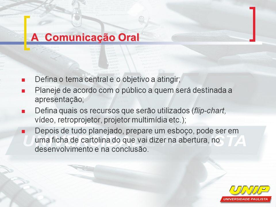 As Comunicações Interna e Externa A correspondência empresarial é, hoje em dia, não só um meio de comunicação.