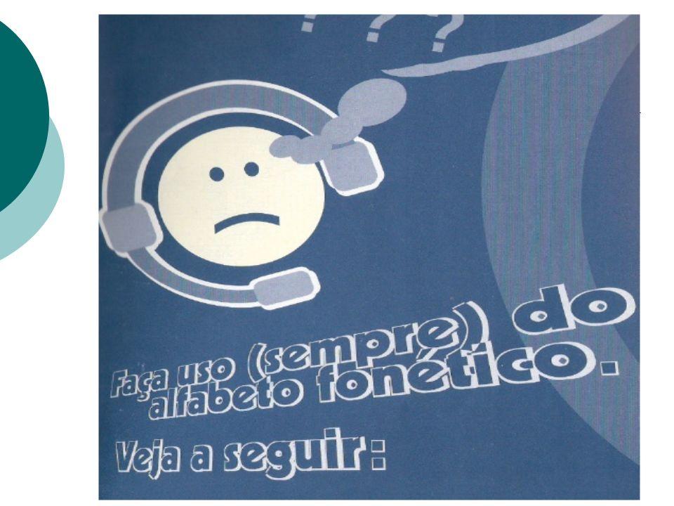 Comportamentos e Atitudes Ao Telefone Exercícios comportamentais e cuidados para o operador (antes e durante o atendimento) Espreguiçar, bocejar e suspirar (Alivia e Relaxa) Engolir saliva e/ou beber água fresca; Não fazer ruídos de respiração (suspiros durante o atendimento); Manter a postura (coluna ereta, centro de gravidade projetado no centro dos quadris e evite falar com a cabeça pendendo para um dos lados);