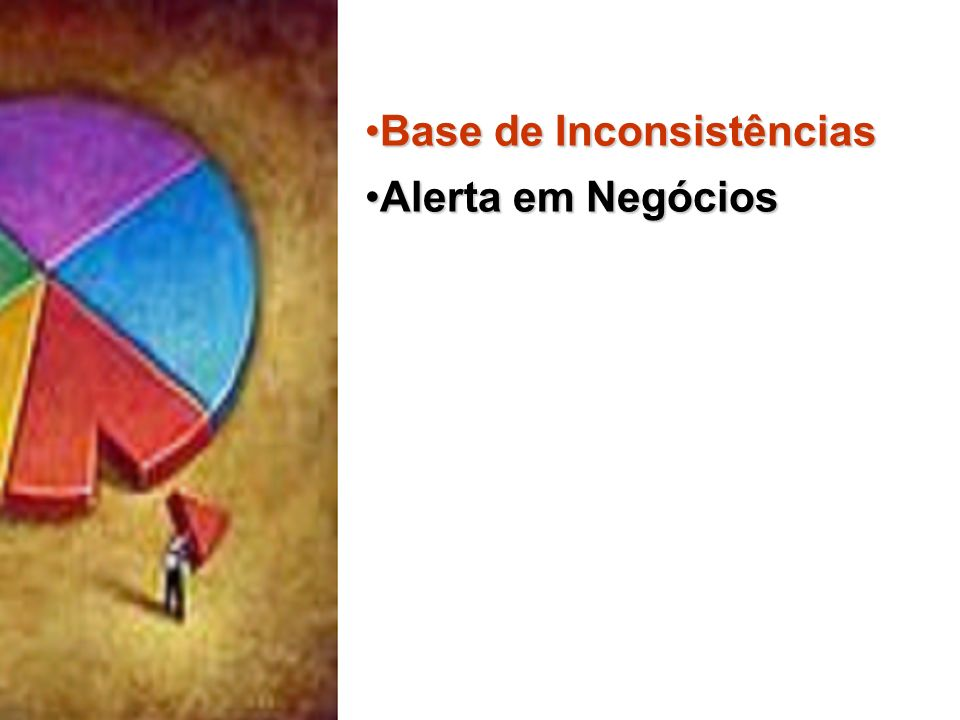 Base de InconsistênciasBase de Inconsistências Alerta em NegóciosAlerta em Negócios