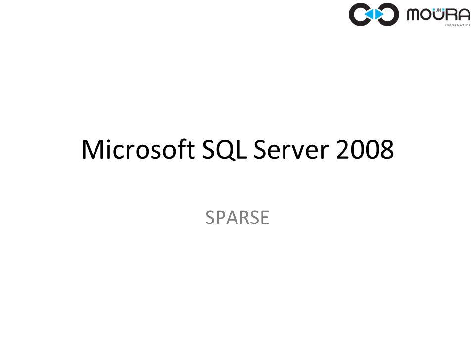 Microsoft SQL Server 2008 SPARSE
