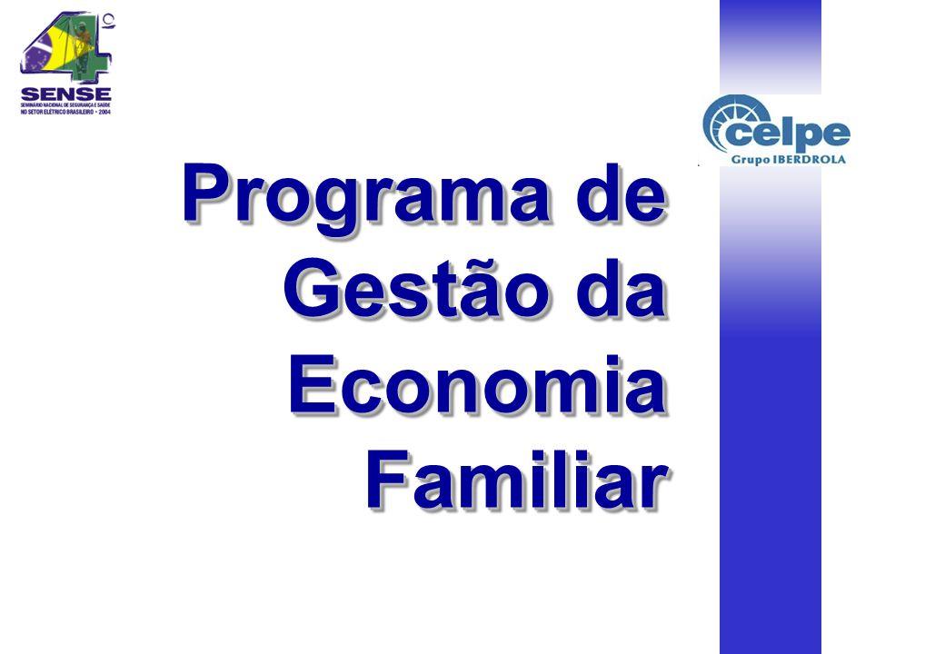 Programa de Gestão da Economia Familiar