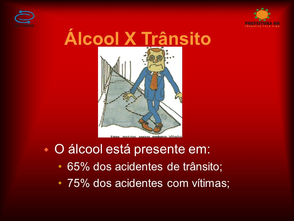 Álcool X Volante