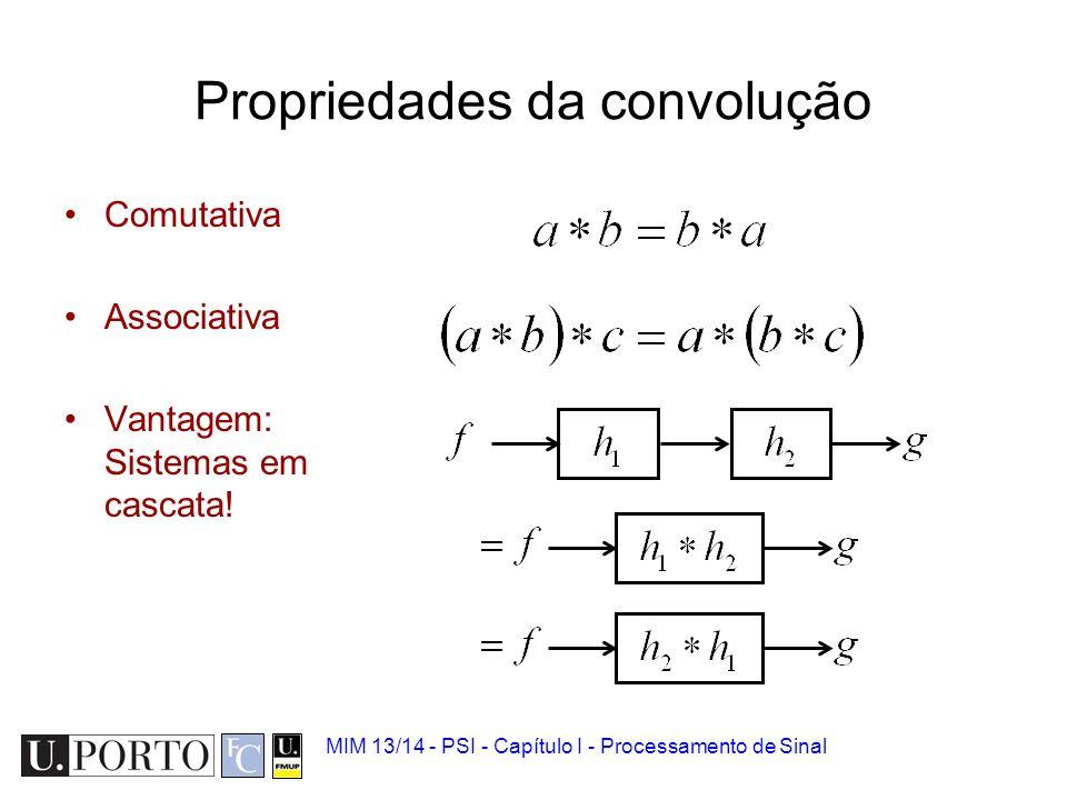 MIM 13/14 - PSI - Capítulo I - Processamento de Sinal Exemplo Eric Weinsteins Math World