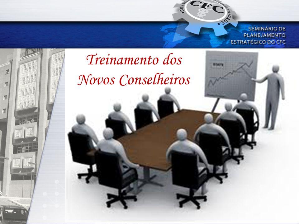 Treinamento dos Novos Conselheiros