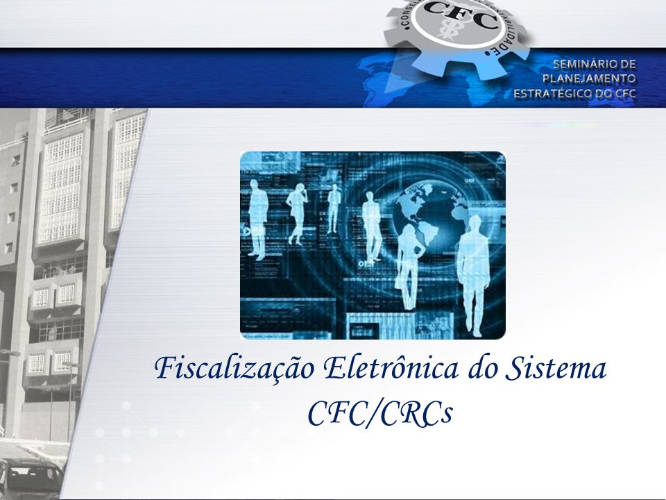 Desenvolvimento do Processo Eletrônica do Sistema CFC/CRCs
