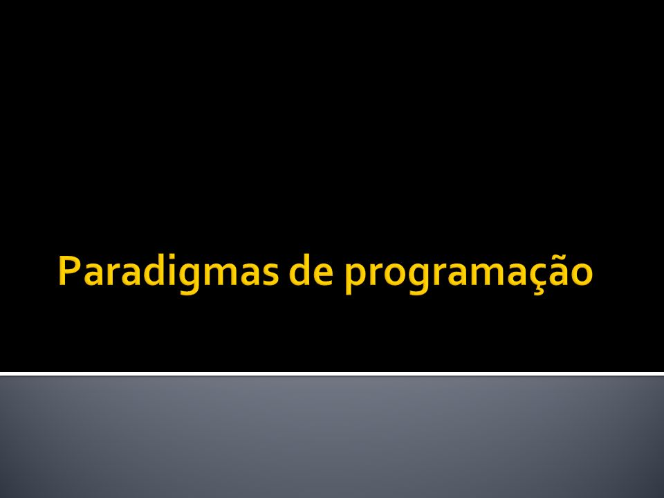 Estudar conceitos sobre linguagens de programação e seus paradigmas, tornando- se apto a adotar decisões de projetos que envolvem a seleção de linguagens de programação mais adequadas para o desenvolvimento de aplicações computacionais.