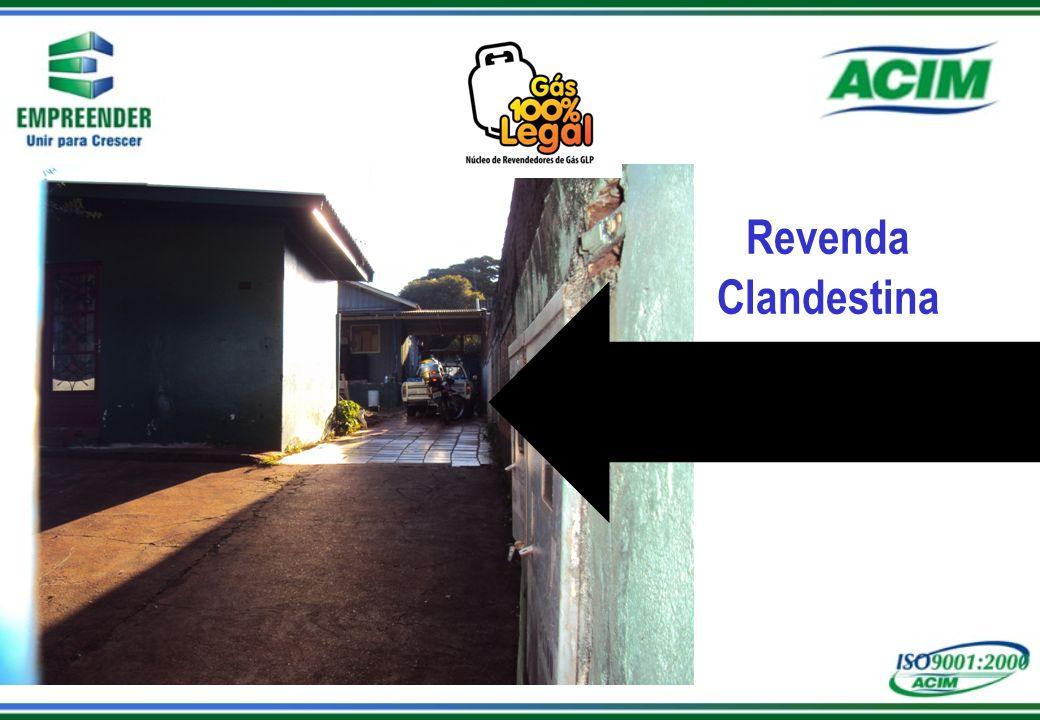 Revenda Clandestina