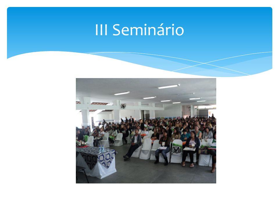III Seminário