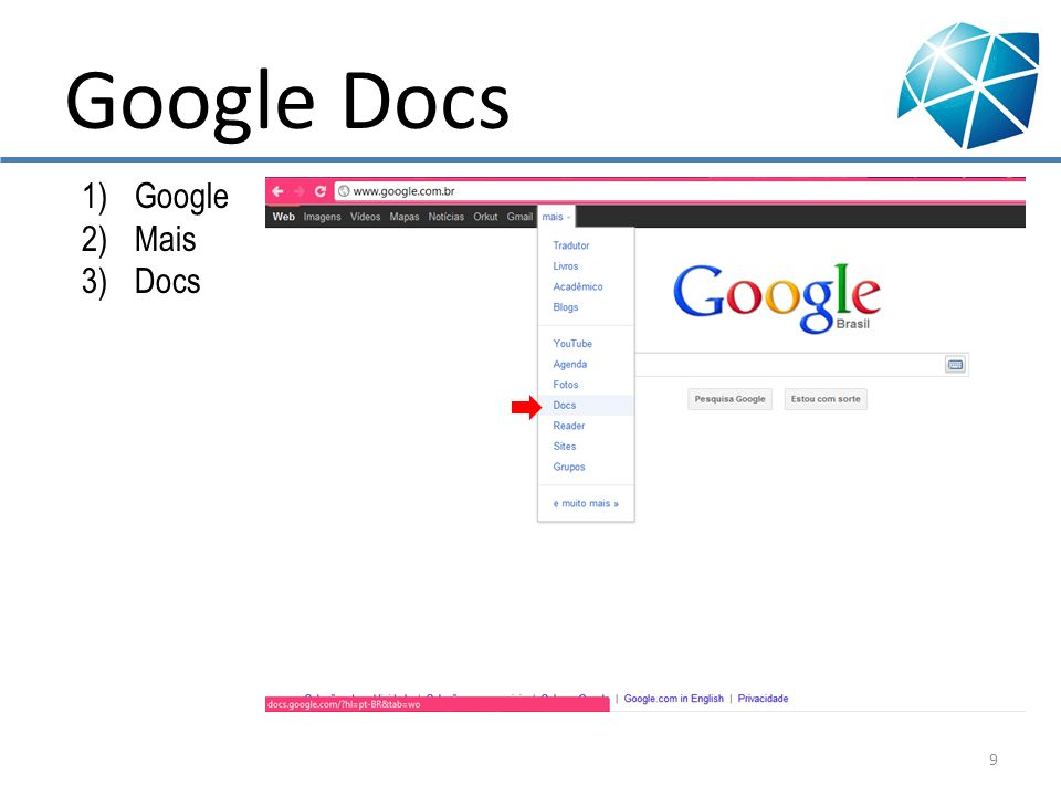Google Docs 10