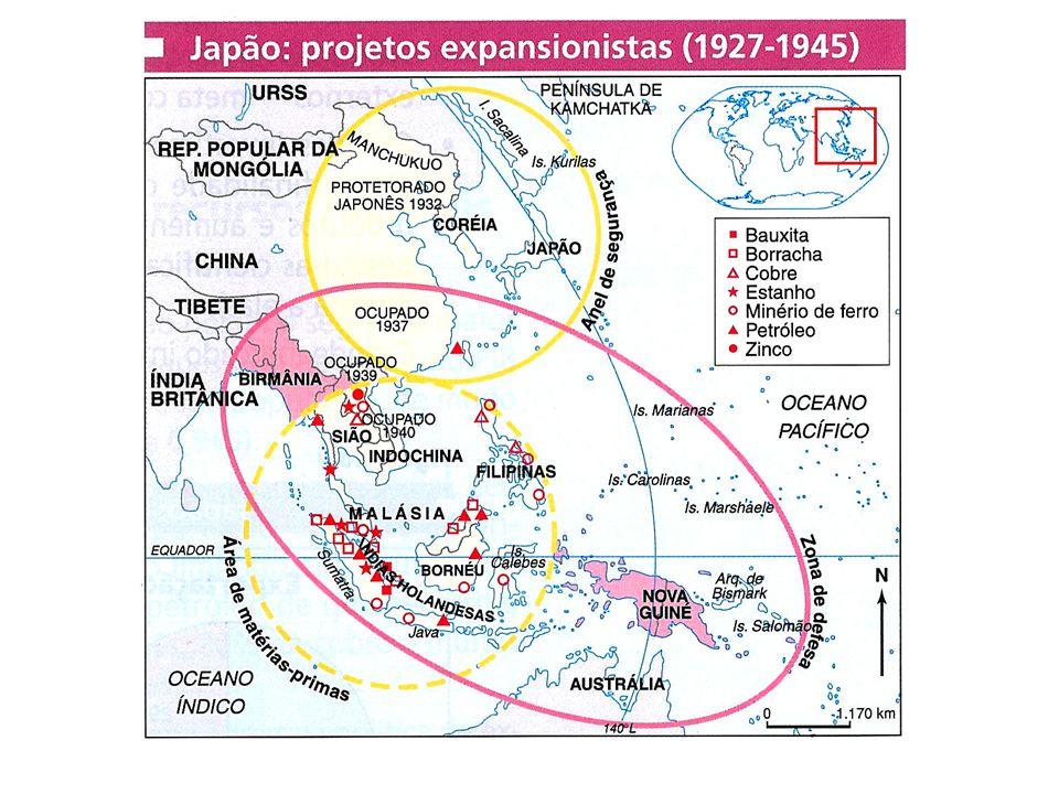Um dos maiores objetivos nacionais que moveram os líderes da Era Meiji era o de alcançar uma igualdade com o poderio ocidental.