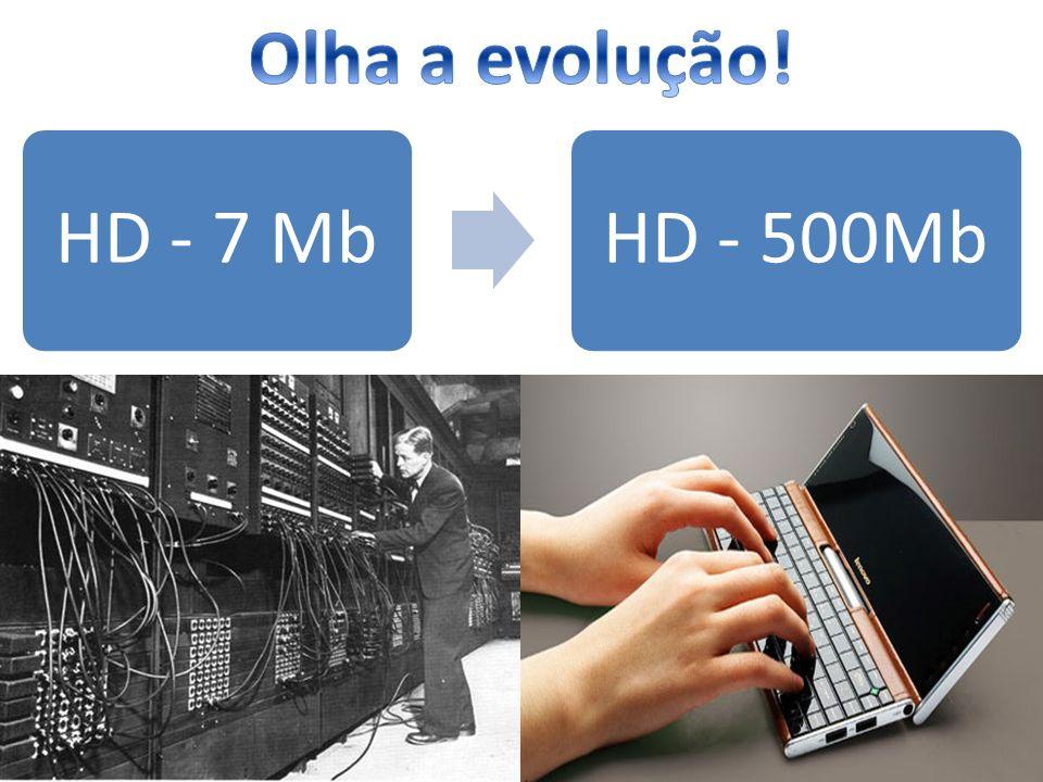 HD - 7 MbHD - 500Mb