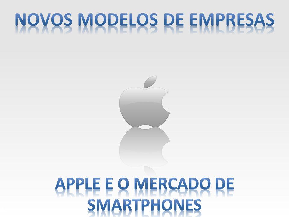 Smartphone é um telefone celular com características de hardware, software e redes de dados para acesso à internet No primeiro trismestre de 2009 as vendas atingiram 448 mil aparelhos no Brasil Em comparação, no primeiro trimestre de 2010 as vendas chegaram a 1,2 milhão de aparelhos Crescimento de 170%.