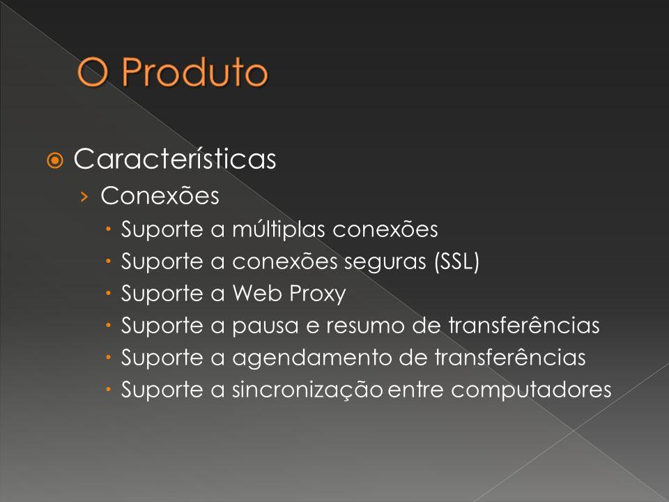 Vantagens competitivas Integração total com o Windows Disponível em 20 idiomas Disponível em múltiplas interfaces (Windows, Web e Mobile) Sistema de ajuda integrado Treinamento Online Comercialização pela Internet
