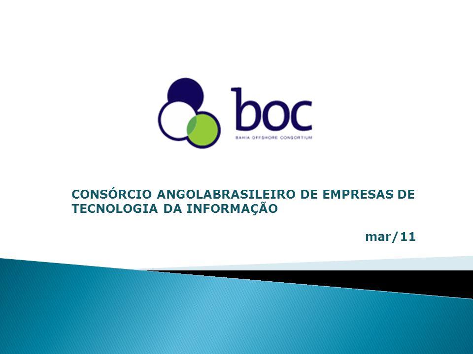 CONSÓRCIO ANGOLABRASILEIRO DE EMPRESAS DE TECNOLOGIA DA INFORMAÇÃO mar/11