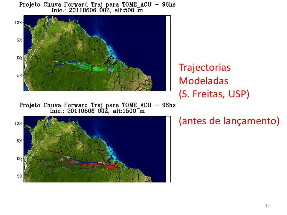 Trajectorias Modeladas (S. Freitas, USP) (antes de lançamento) 17
