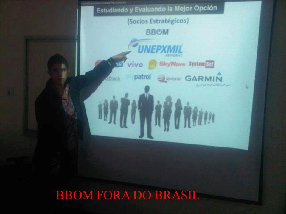 BBOM FORA DO BRASIL