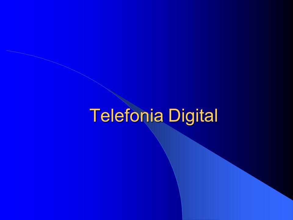 Telefonia Digital Telefonia Digital