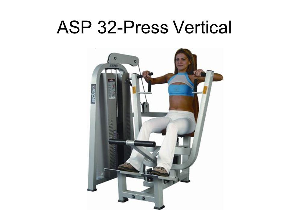 ASP 32-Press Vertical