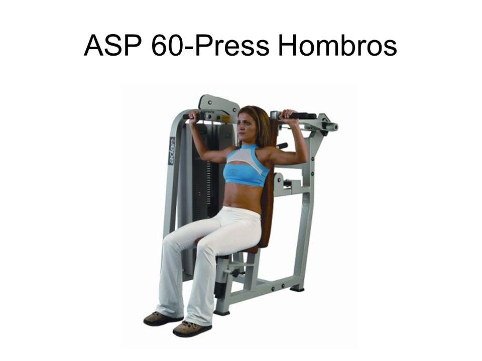 ASP 60-Press Hombros