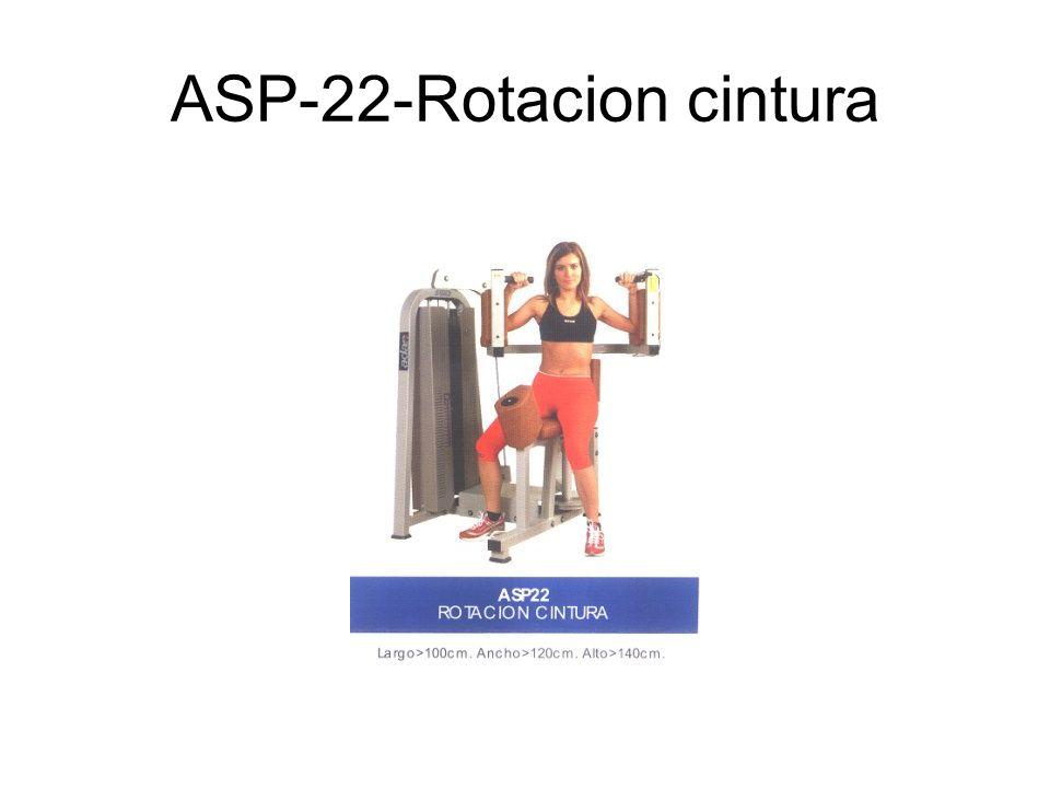 ASP 15-Gemelo de pie 90º
