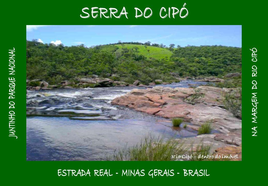 Rio Cipó – dentro do imóvel