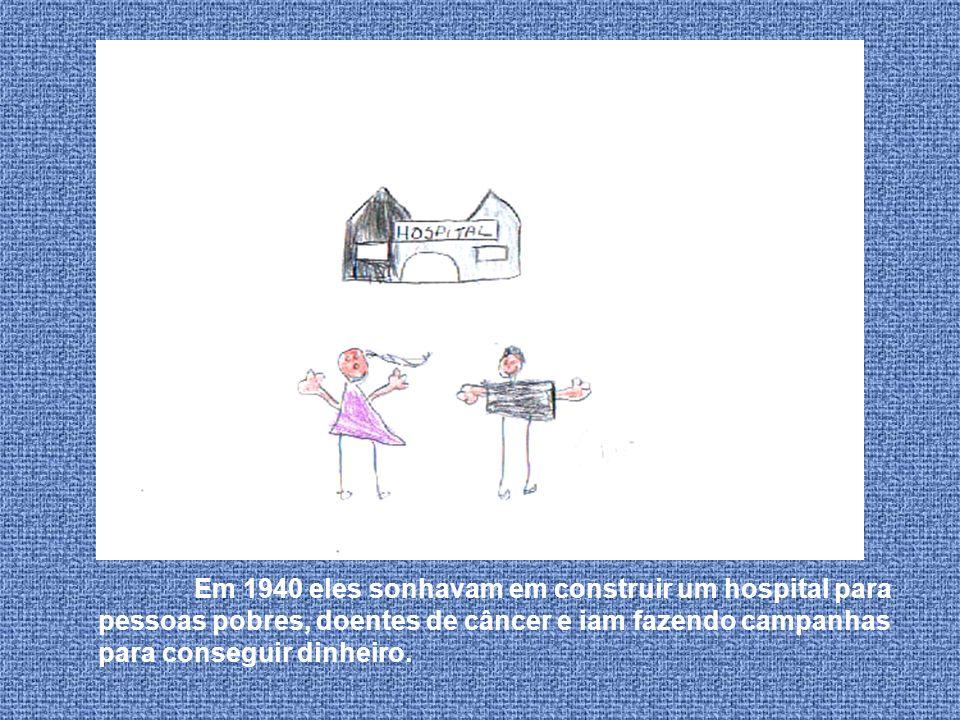 A história de dona Carmen Prudente é muito bonita e sempre esteve ligada na luta contra o câncer.