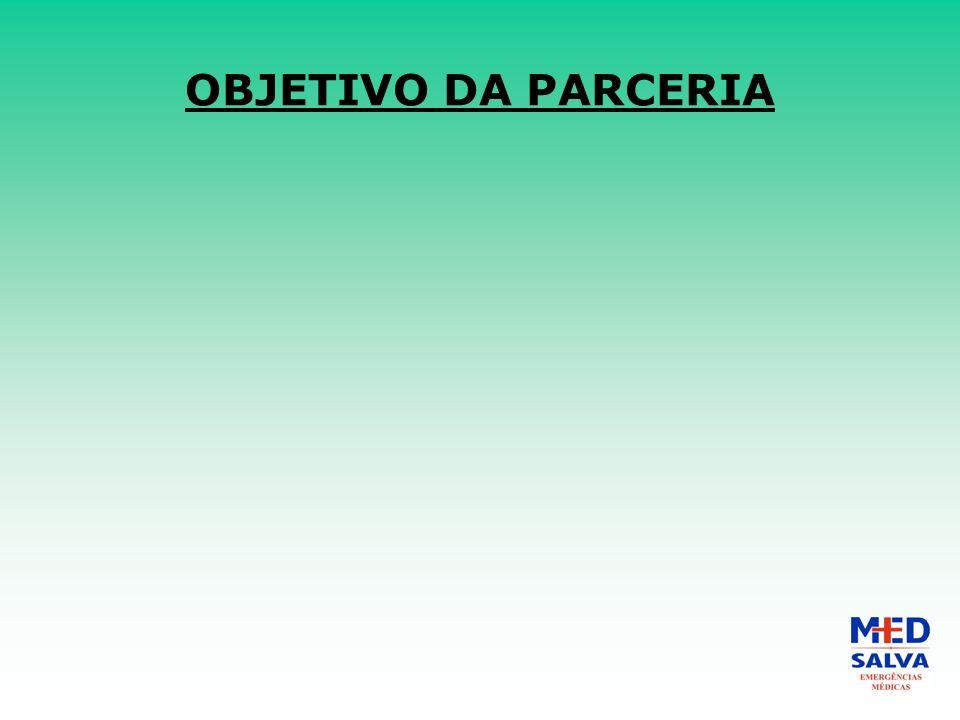 OBJETIVO DA PARCERIA