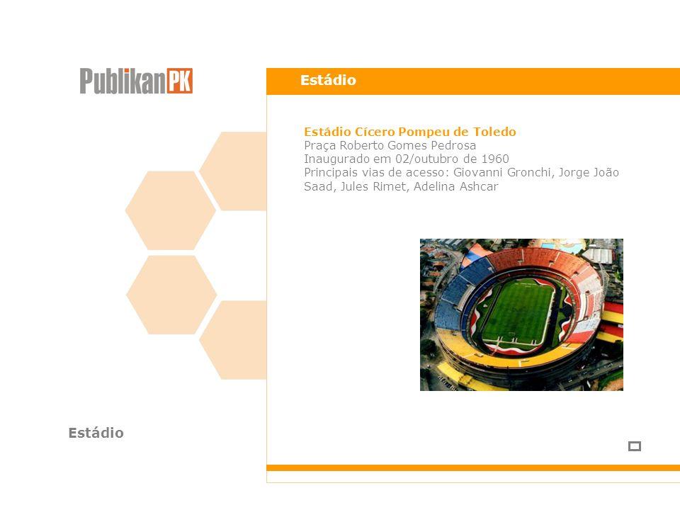 1.Envelopagem externa com lonas, tipo sanet perfuradas, afixadas em toda a volta do estádio.