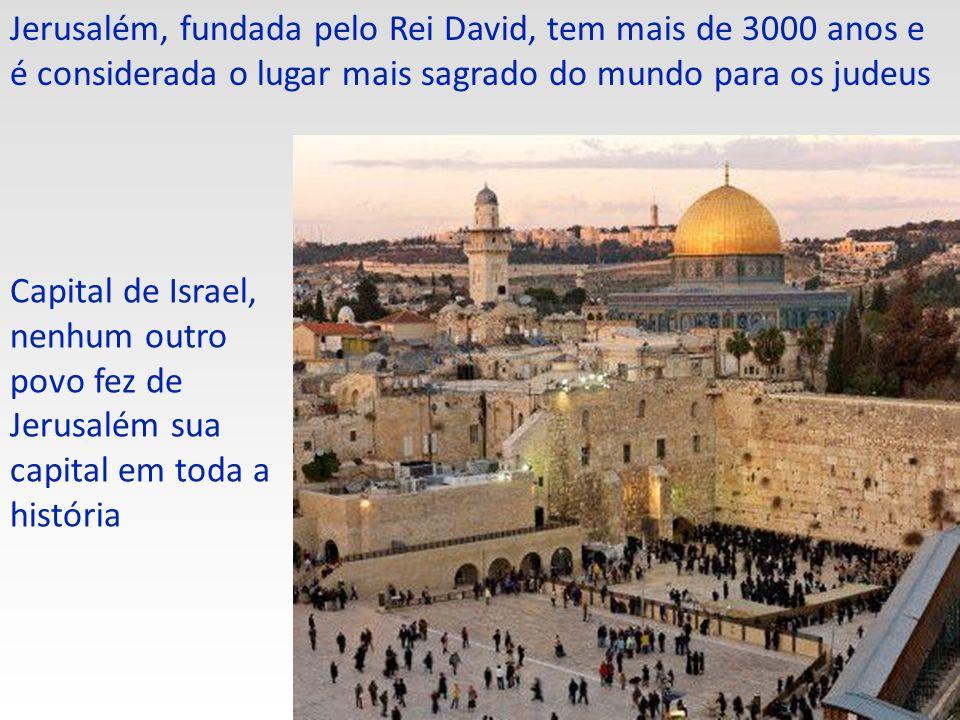 Israel é o único País da região onde é permitido pregar e se converter a qualquer religião