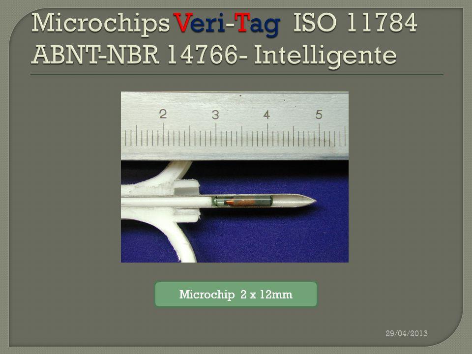 29/04/2013 O leitor não encontrar o chips para escrever.