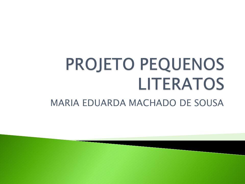 MARIA EDUARDA MACHADO DE SOUSA