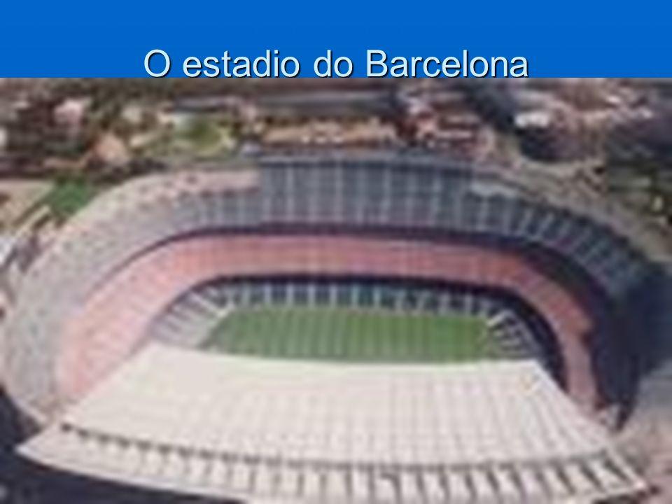 A IDENTIFICAÇAO SOBRE O BARCELONA Morada: Arístides Maillol, Barcelona 08028 Barcelona Spain Morada: Arístides Maillol, Barcelona 08028 Barcelona Spain Site oficial Site oficial Site oficial Site oficial Telefone: 34 (93) 49 63 600 Fax: 34 (93) 41 12 219 E-mail: oab@club.fcbarcelona.com Telefone: 34 (93) 49 63 600 Fax: 34 (93) 41 12 219 E-mail: oab@club.fcbarcelona.com Cores do clube: vermelho-azul horizontal striped / vermelho / azul Lugares: 98.678