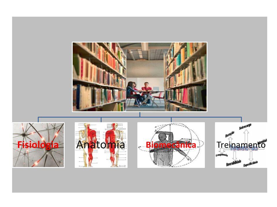 Fisiologia Anatomia BiomecânicaTreinamento