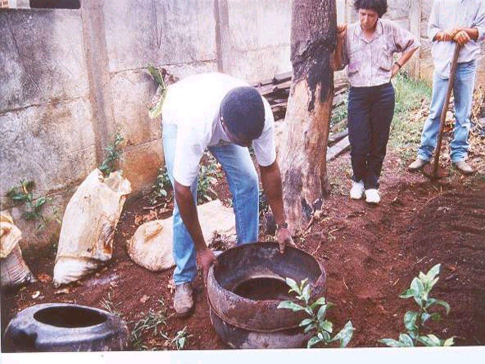 Recuperação nutricional Objetivos: - combater a desnutrição - propiciar, através de um processo educativo, a melhoria de qualidade de vida das famílias atendidas Metodologia: - reuniões mensais - visitas domiciliares - avaliação do peso - distribuição da cesta