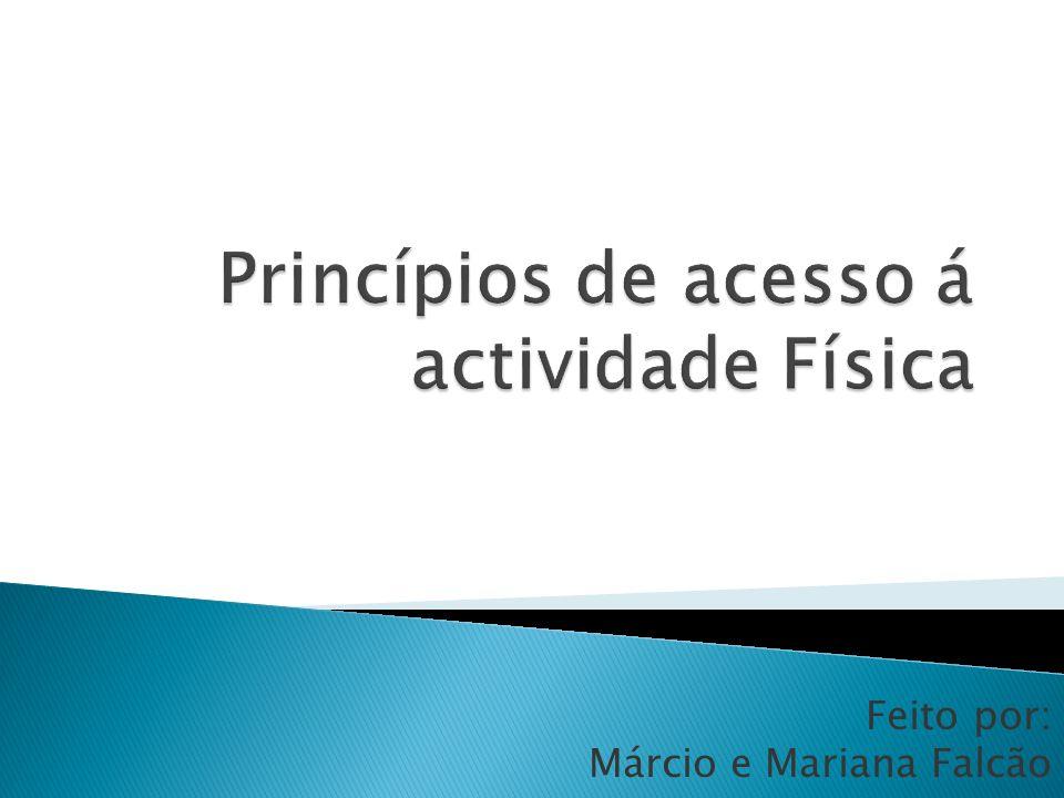 Feito por: Márcio e Mariana Falcão
