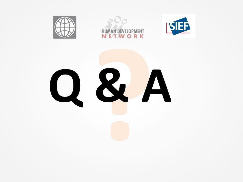 ? Q & A ?
