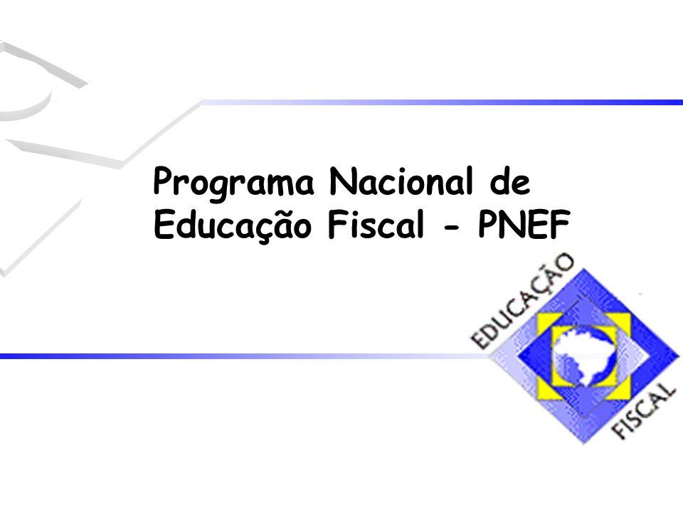 Programa Nacional de Educação Fiscal - PNEF
