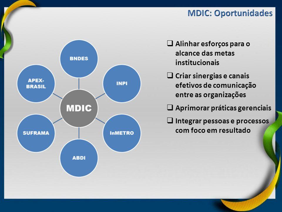 Uma Agenda Estratégica Comum para garantir força, foco, visibilidade, capital político e recursos necessários para a construção de um novo ciclo de crescimento econômico, sustentável e inclusivo, para o Brasil.