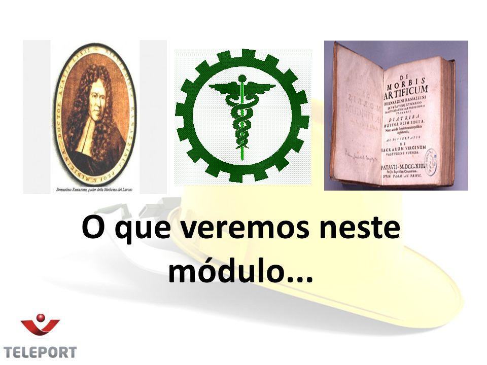 Medicina do Trabalho e Ergonomia História da Medicina do Trabalho.