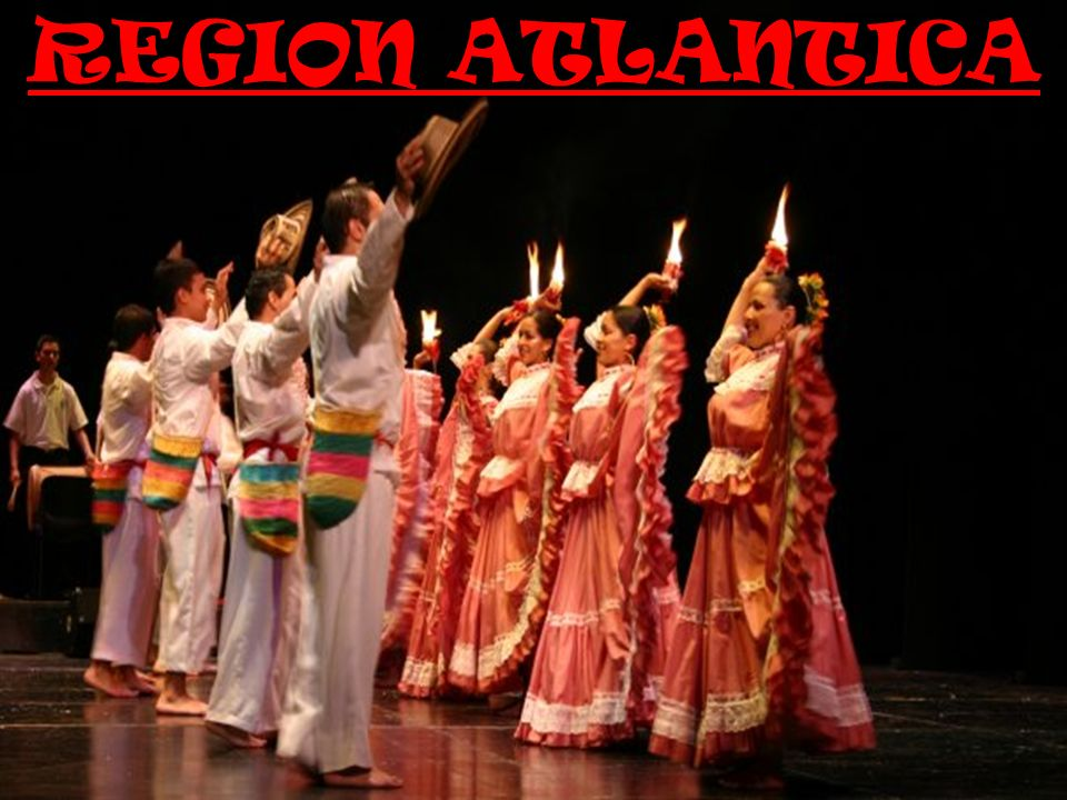 REGION ATLANTICA