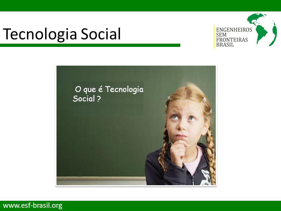 Agenda www.esf-brasil.org Engenharia Social História Quem Somos? Nossos Projetos