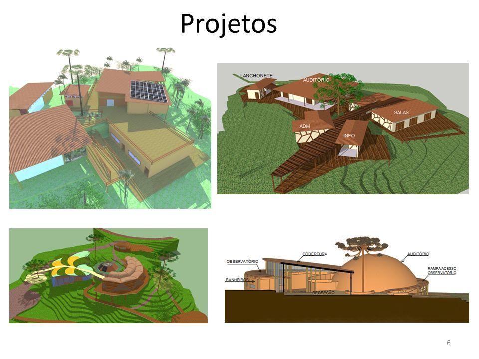 6 Projetos