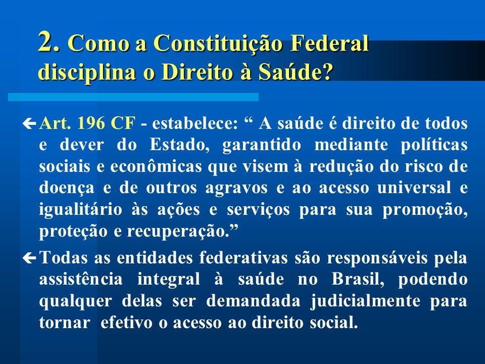 A proteção constitucional se dirige não apenas ao tratamento da doença quando instalada, mas, sobretudo, à adoção de medidas preventivas de manutenção da saúde mediante políticas sociais e econômicas.