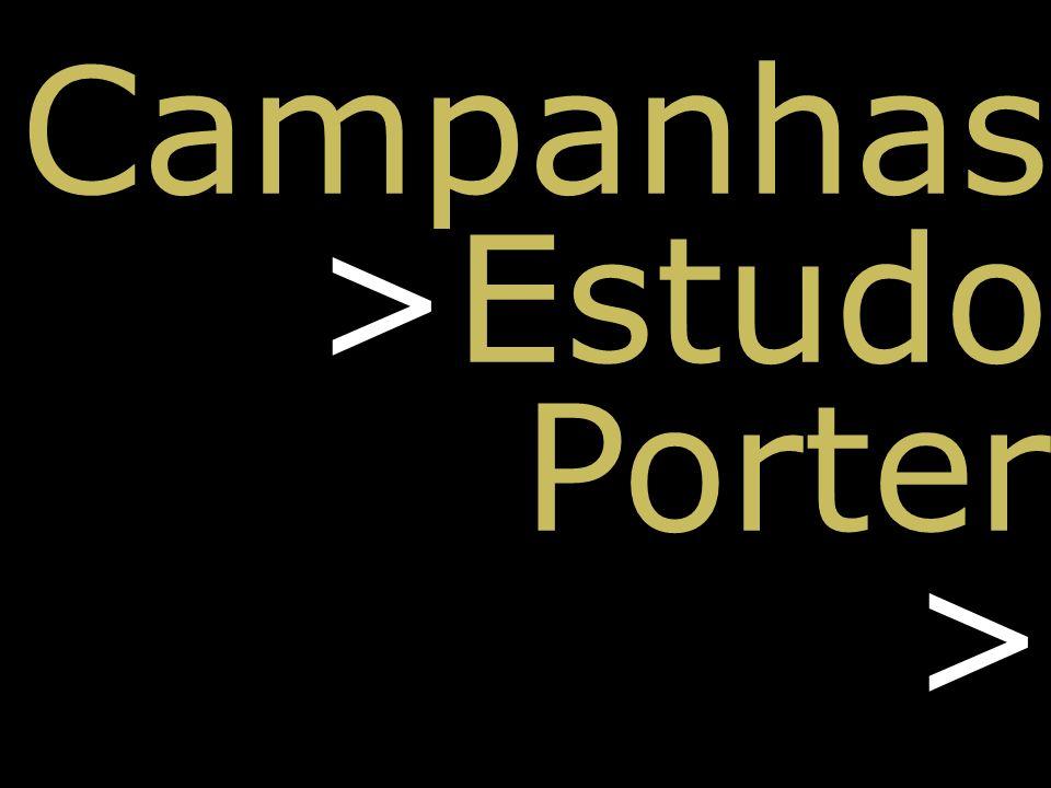Campanhas >Estudo Porter >
