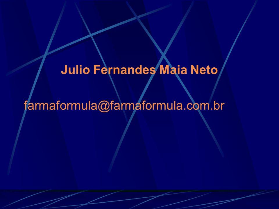 Julio Fernandes Maia Neto farmaformula@farmaformula.com.br
