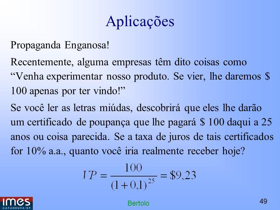 49 Bertolo Aplicações Propaganda Enganosa.