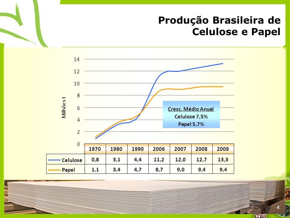 5 5 10 Maiores Produtores Mundiais País Produção 1000 t 2009 1.