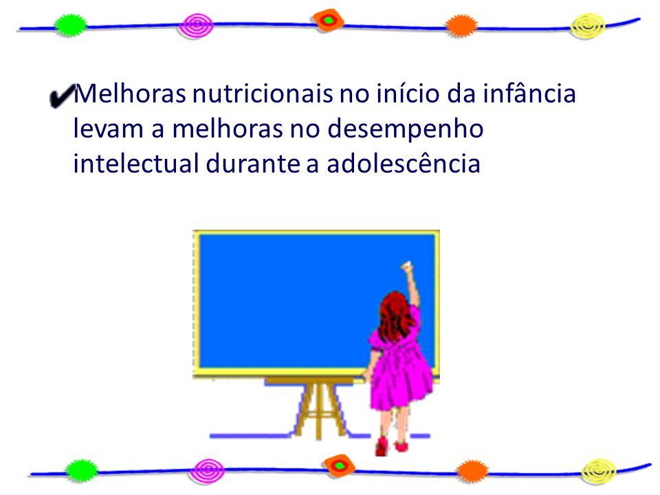 O período escolar Compreende: O período entre os 6 anos e o início da puberdade Um crescimento estável Variação das necessidades energéticas individuais (também influenciada pela actividade física) Independência familiar e influências externas Aumento do relacionamento sócio-cultural